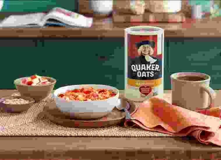 Quaker Oats Recipe Contest 2020