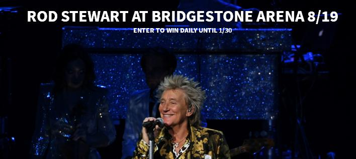 Rod Stewart Sweepstakes