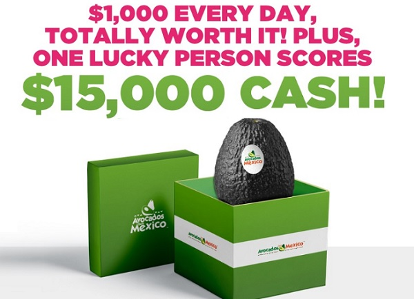 Avocados from Mexico Giveaway