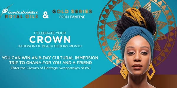 The Crowns of Heritage Sweepstakes