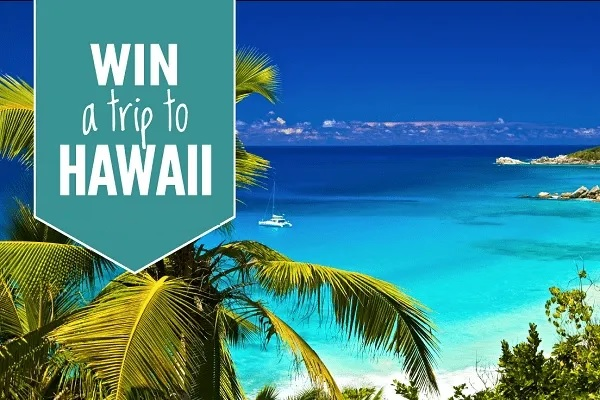 Go Places Hawaii Sweepstakes
