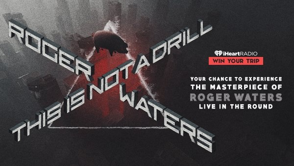 Roger Waters Live In The Round Sweepstakes