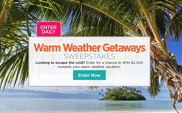 Warm Weather Giveaway