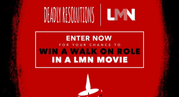 LMN Deadly Resolutions Super Fan Sweepstakes