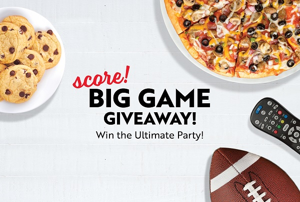 Papa Murphy's Big Game Giveaway