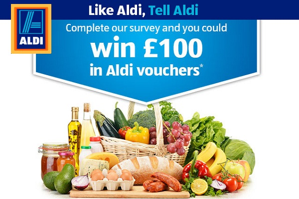 Tell ALDI Customer Survey