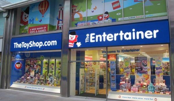 The Entertainer Customer Survey