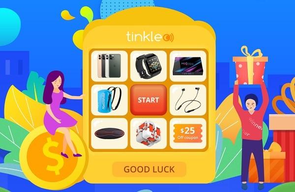 Tinkleo Regular Lucky Sweepstakes