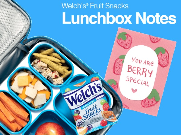 Welch's Fruit Snacks Contest