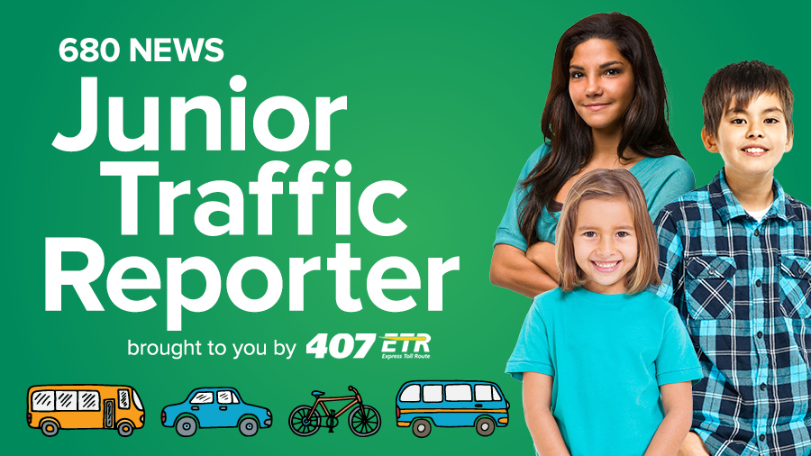 680 NEWS Junior Traffic Reporter Contest