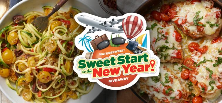 Naturesweet Sweet Start Giveaway Sweepstakes