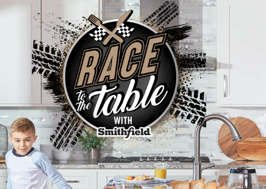 Smithfield Race to The Table Instant Win Game