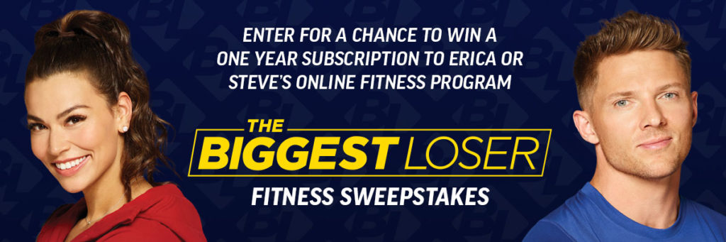 USA Network The Biggest Loser Fitness Sweepstakes