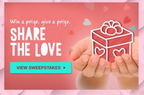 Schwebels.com Share the Love Sweepstakes