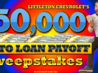 Auto Loan Payoff Sweepstakes