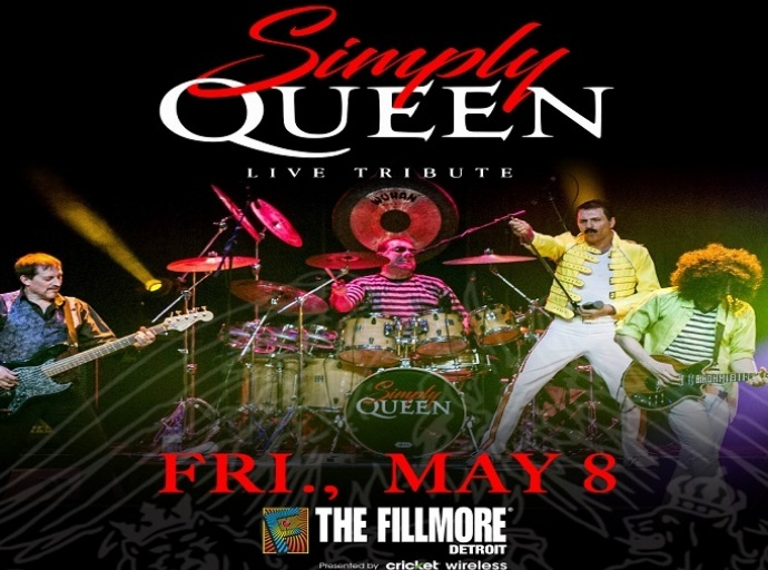 SIMPLY QUEEN A QUEEN TRIBUTE Contest