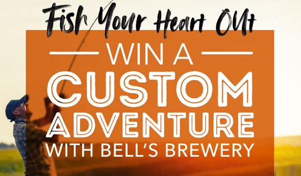 Fish Your Heart Out Sweepstakes