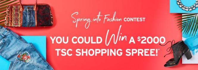 TSC Spring Fashion Contest