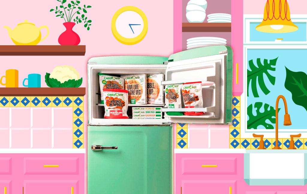Caulipower Big Chill Freezer Goals Sweepstakes