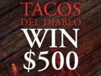 woobox.com, woobox.com sweepstakes, www.woobox.com sweepstake, Tacos del Diablo Sweepstakes, Tacos del Diablo Sweepstake, Tacos del Sweepstakes, Tacos del Sweepstake, Tacos Diablo Sweepstakes, Tacos Diablo Sweepstake,