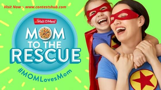 Malt-O-Meal Mom Loves Mom Contest