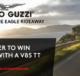 Moto Guzzi Motorcycle Road Trip