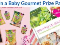 Baby Gourmet Contest sweepstake