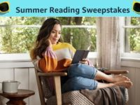 Amazon.com Summer Reading Sweepstakes