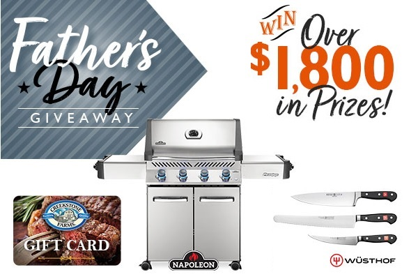 All Things Barbecue Father's Day Giveaway