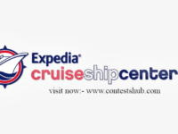 Expedia Cruise Ship Centers Dream Vacation Sweepstakes