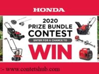 Honda Power Equipment Contest 2020