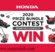 Honda Power Equipment Contest 2020