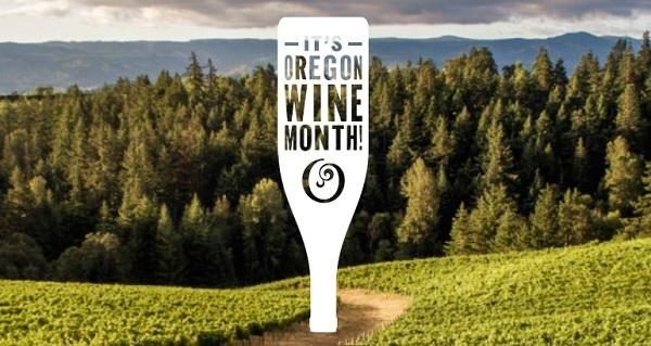 Oregon Wine Month 2020 Sweepstake