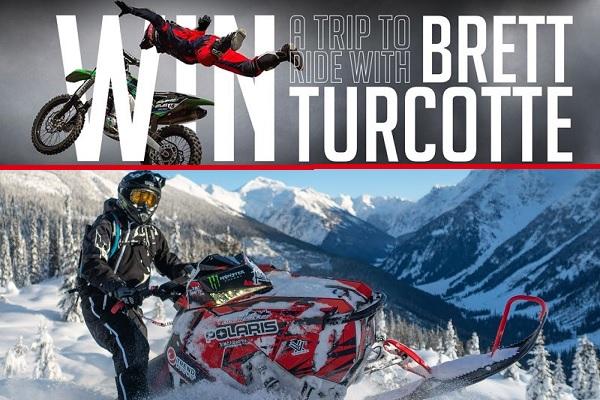 Ride 509 Brett Turcotte Contest