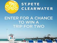 Visit St. Pete Clearwater Brighter Day Ahead Sweepstakes
