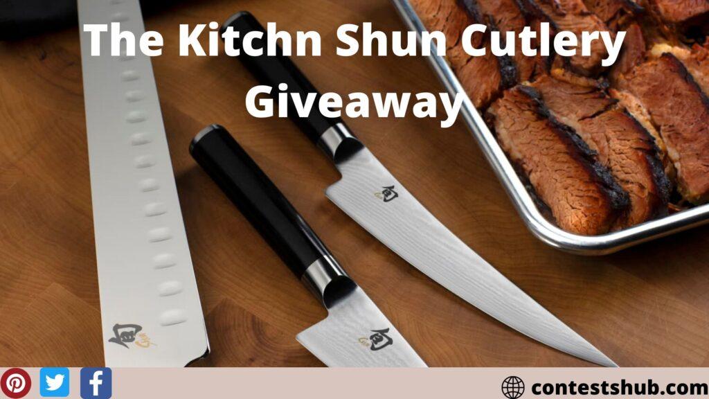 The Kitchn Shun Cutlery Giveaway