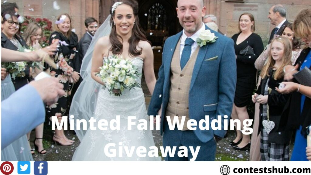 Minted Fall Wedding Giveaway