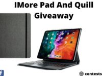 IMore Pad And Quill Giveaway
