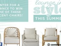 Universal Furniture Lounge In Style This Summer Giveaway