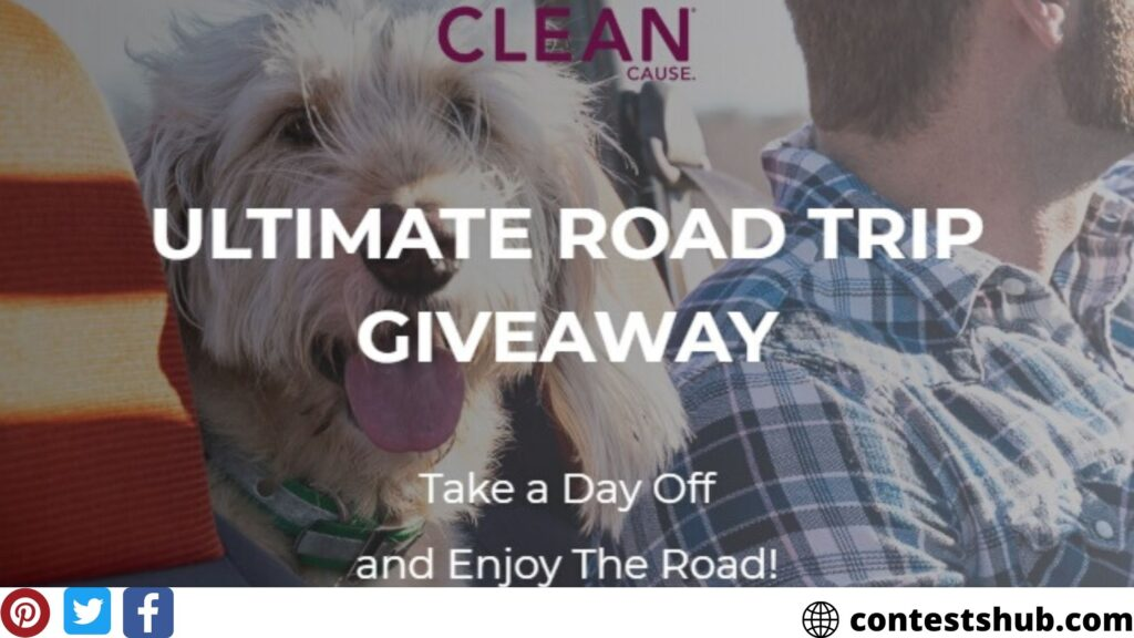 CLEAN Cause Ultimate Road Trip Giveaway
