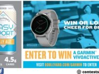 Boulevard Brewing Garmin Sweepstakes