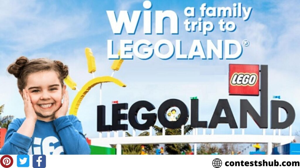 Legoland Family Trip Instant Win Game