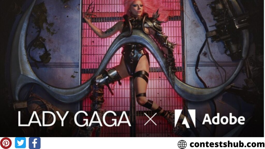 Lady Gaga's Adobe Chromatica Challenge