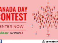 Reebee Canada Day Contest