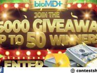 bioMD+ Summer Giveaway 2020
