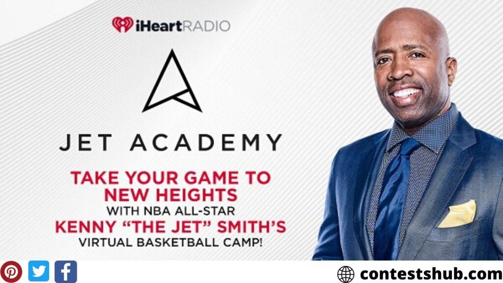 iHeartRadio Virtual Basketball Camp Sweepstakes