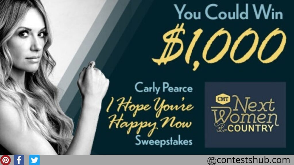 CMT Cody iHeartRadio Cash Sweepstakes