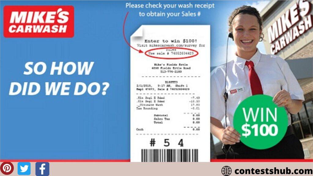 Mike's Carwash Customer Satisfaction Survey