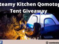 Steamy Kitchen Qomotop Tent Giveaway