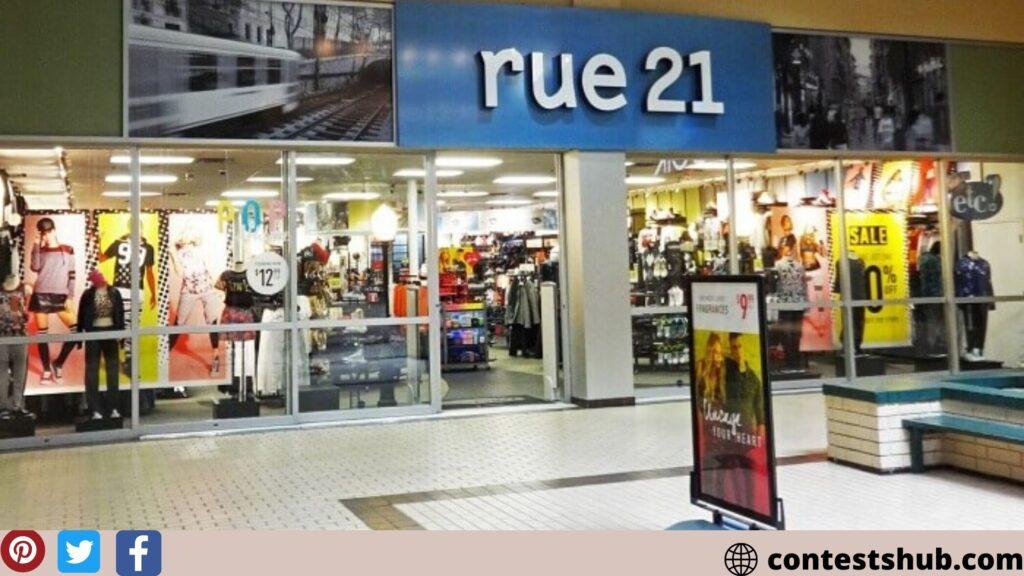 Tell Feedback in Rue21 Survey